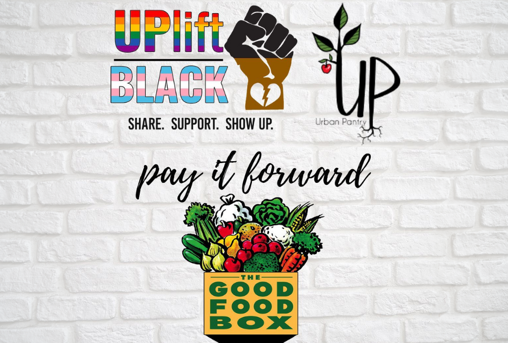 UPlift Black Voices October 2020 Vol 1 Newsletter