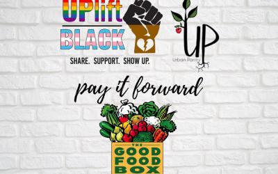UPlift Black Voices October 2020 Vol 1 Newsletter
