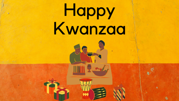 UPlift Black Voices December 2020 Kwanzaa Special Edition Newsletter
